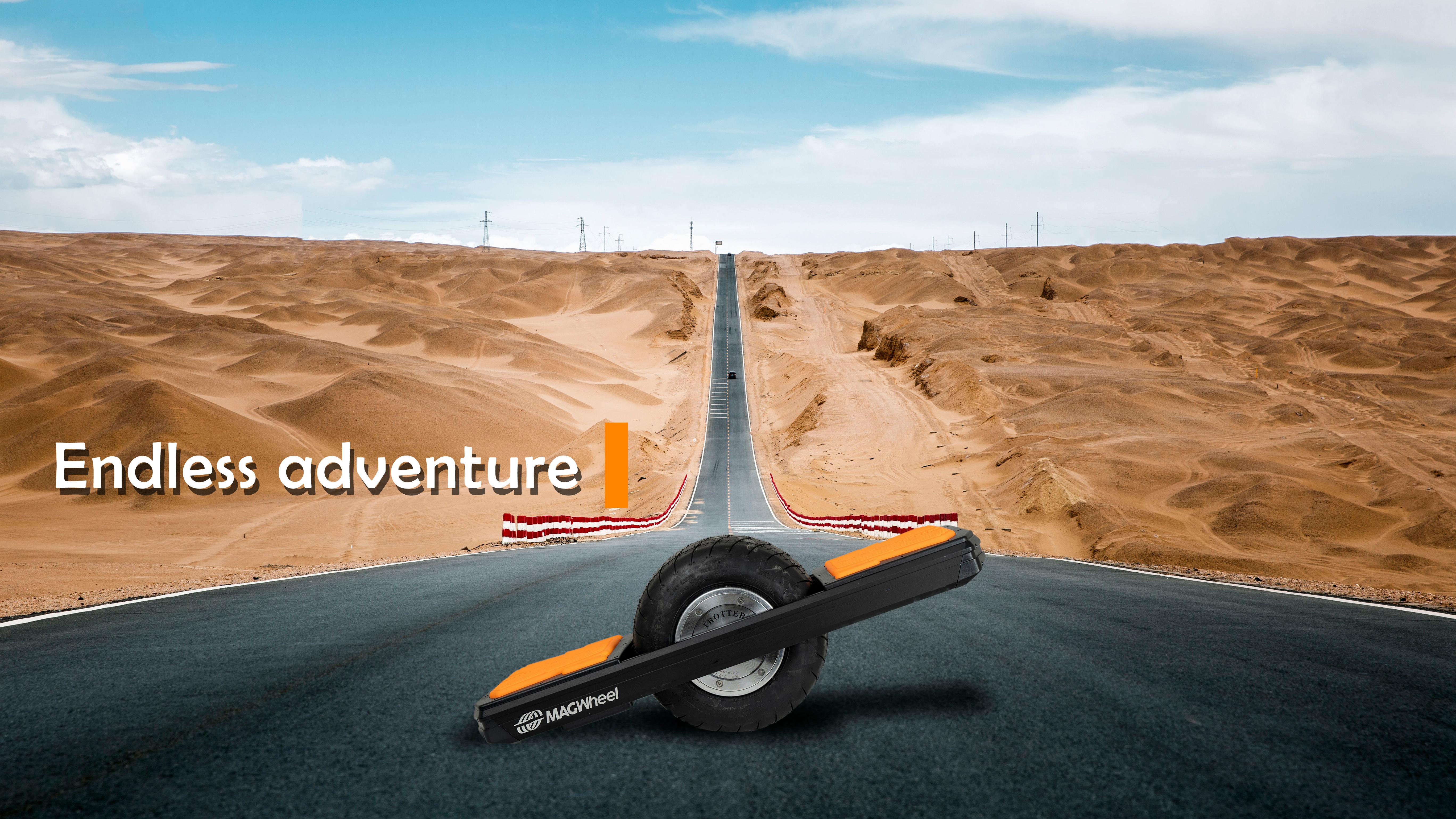 MAGWheel endless adventure